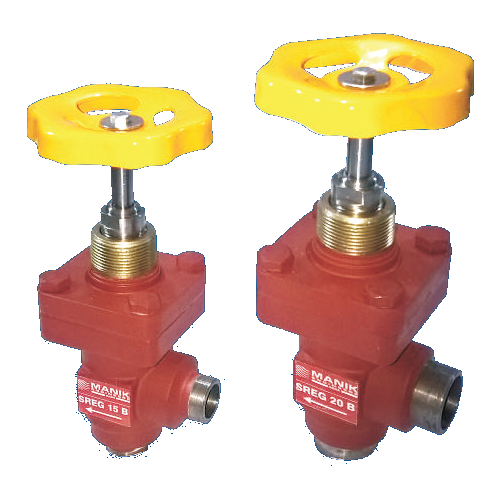 Regulating-Valves